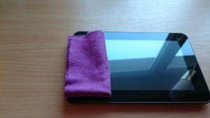 Brillenputztücher für Smartphones