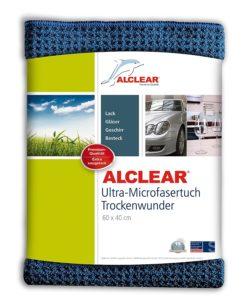 alclear mikrofasertuch für auto
